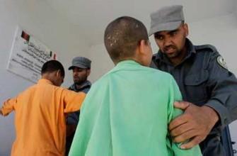 یک کودک یازده ساله قبل از انجام حمله انتحاری در قندوز بازداشت شد